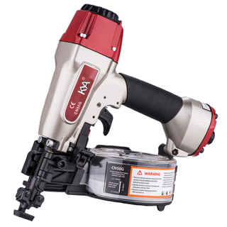 CN50G Pneumatic Construction Coil Nailer