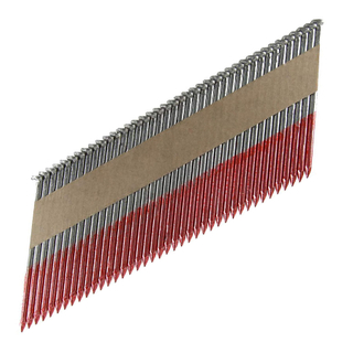 34 Degree 3-1/2 Inch Galvanized Framing Nails