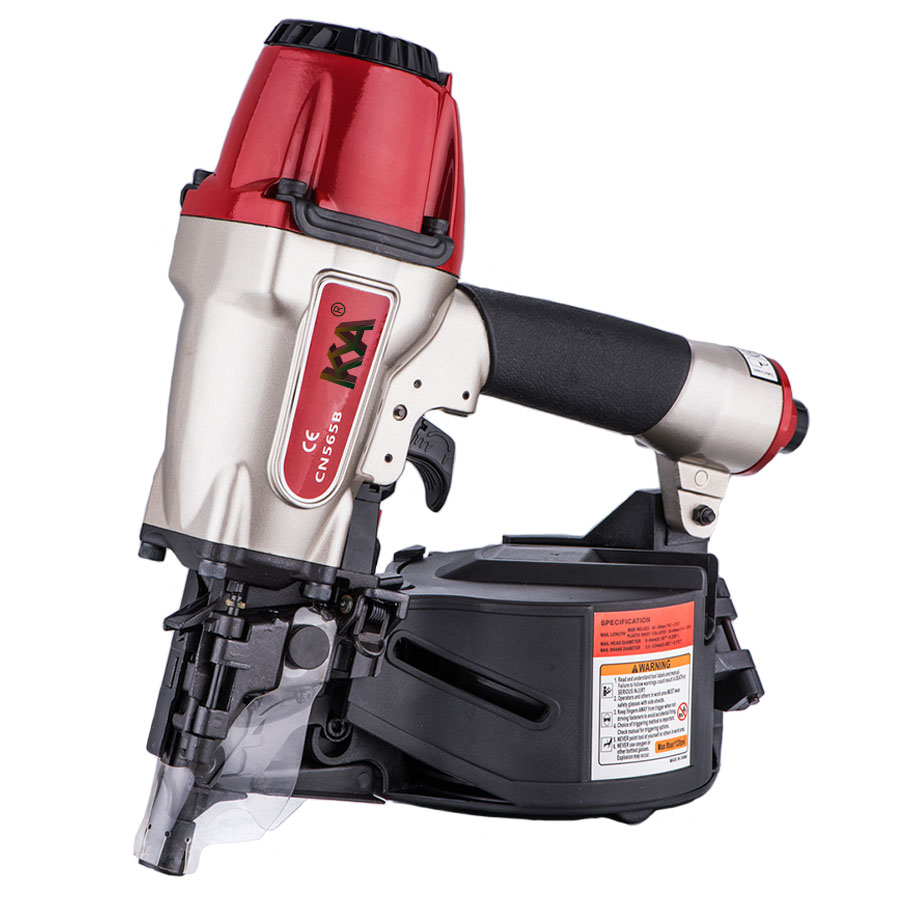 CN565B Pneumatic Coil Siding Nailer