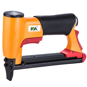 22 Gauge 3/8 Inch Crown Pneumatic Stapler 7116/421