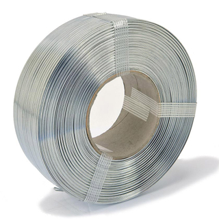 21x25 Gauge 031021G Galvanized Flat Box Stitching Wire