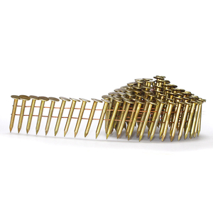 7/8 In. X 0.120 in Coil Roofing Nails