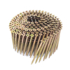 "3"" x .113"" 15 Degree Wire Coil Philips Head Screw Nails"