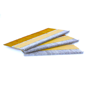 34 Degree Hot Dip Galvanized Clipped Head Paper Collated Framing Nails