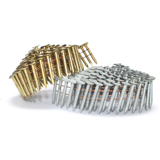 1-1/4 In. x 0.120 In. Galvanized Coil Roofing Nails