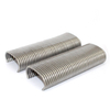 Stainless Steel Hog Rings 11GA C45 1-1/2 Crown
