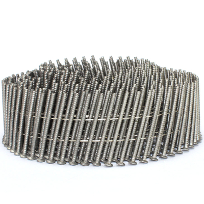 15 Degree 316 Stainless Steel Siding Coil Nails 1-7/8 In. X 0.092 In.