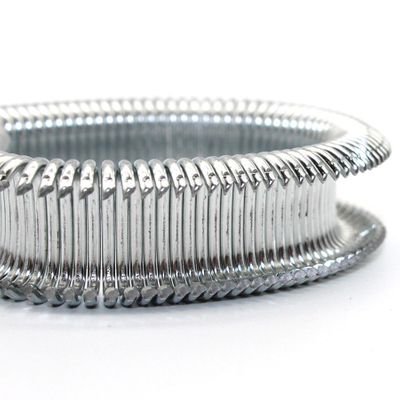 Galvanized Hog Rings 16GA 516G100 1/2 inch Crown